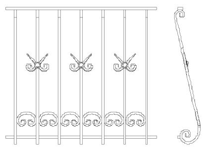 Решетки на окна во Всеволожске (РО1)