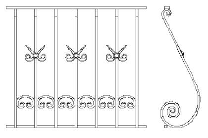 Решетки на окна во Всеволожске (РО2)