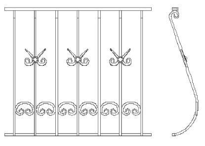 Решетки на окна во Всеволожске (РО3)
