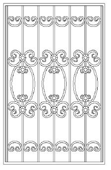 Решетки на окна во Всеволожске (Р10)