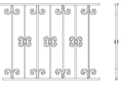 Решетки на окна во Всеволожске (Р2)