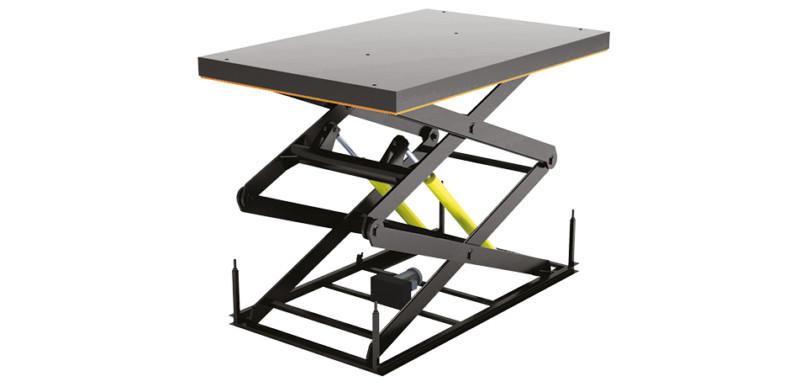 Стол подъемный с двумя парами ножниц во Всеволожске