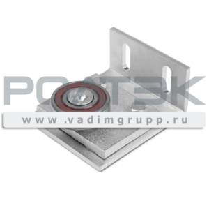 Ограничитель угловой роликовый для МИКРО (RC55) во Всеволожске